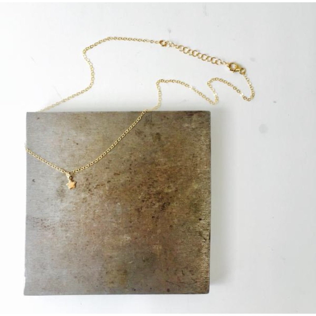 The Tiny Star Necklace Glamco Boutique
