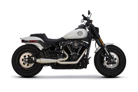 TBR Harley Davidson Softail Comp-S Exhausts (2018)