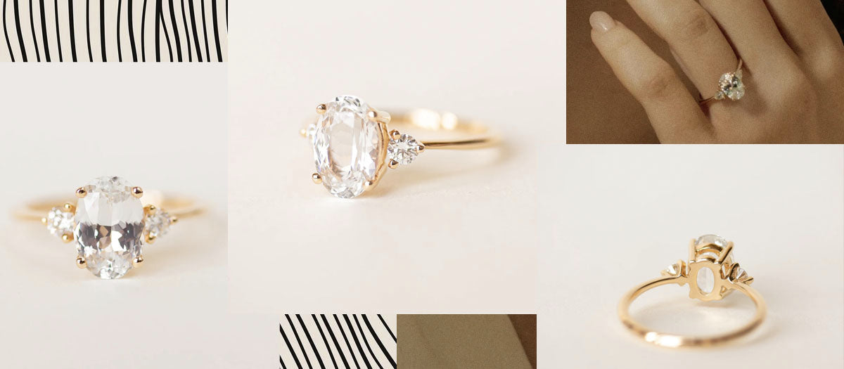 Adah Ring Vancouver Engagement Ring