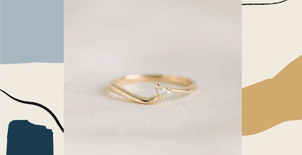 Vancouver vintage engagement rings
