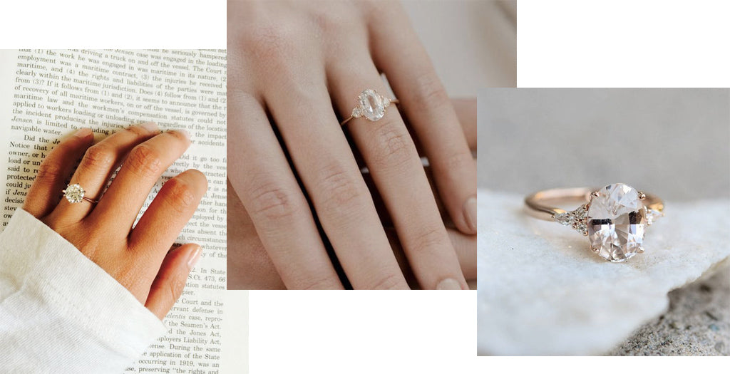 Big engagement rings