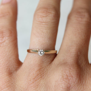 The Bruni Ring, Vintage Ring - Evorden