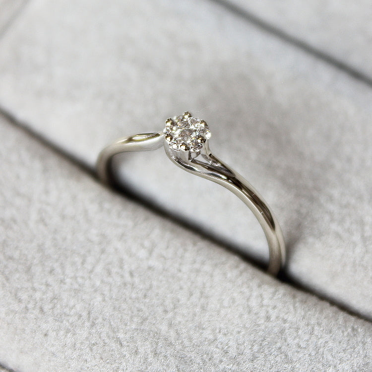 The Fontaine Ring, Vintage Ring - Evorden