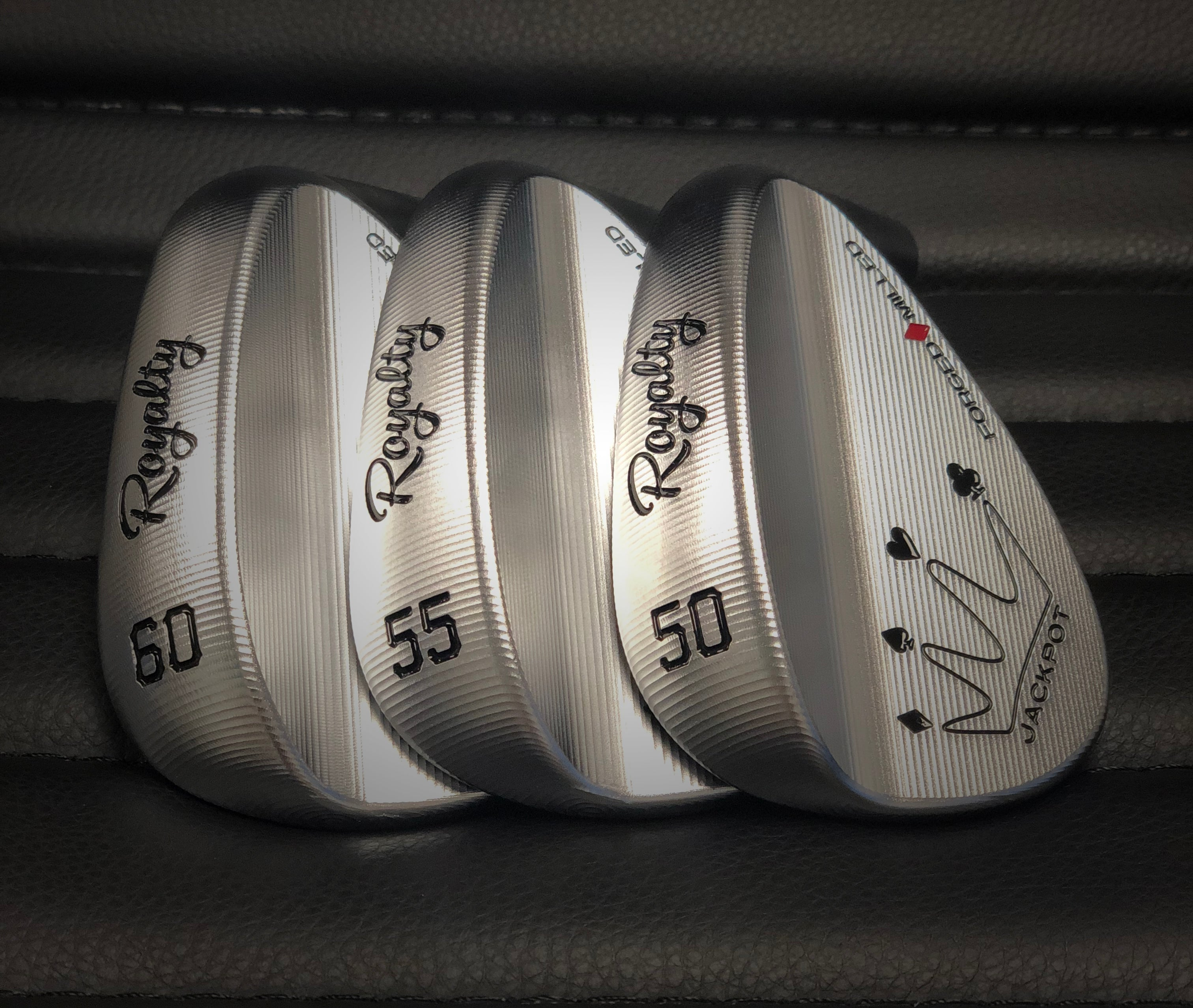 The Jackpot Wedge Set (3 wedges)