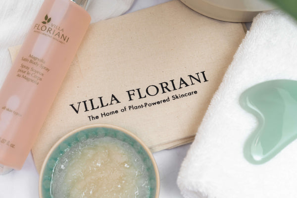 Spa At Home - Body - Vita Pura Magnifico Magnolia