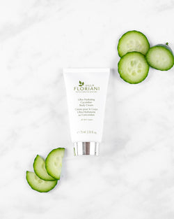 Ultra Hydrating Cucumber Body Cream (Travel Size)