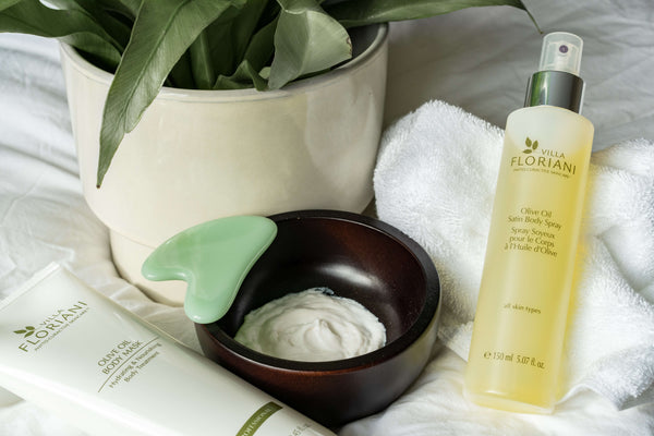 Spa At Home - Body - Vita Pura Olio D'oro