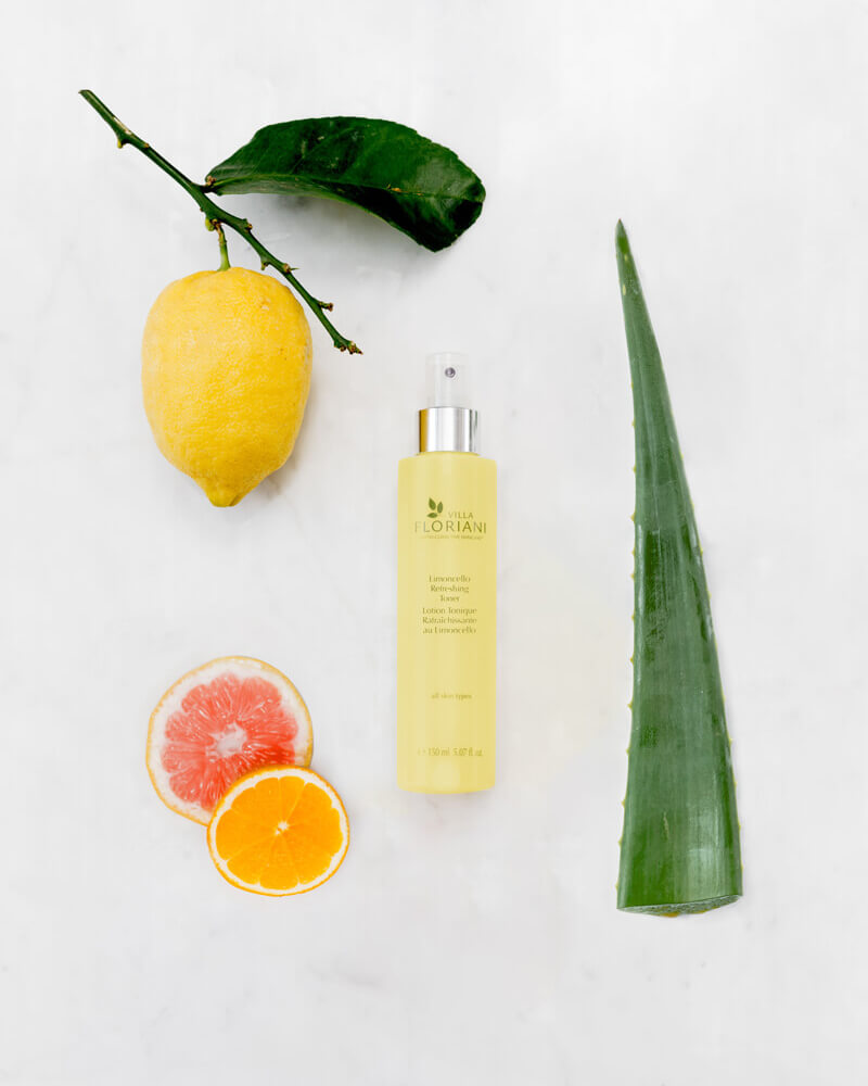 Limoncello Refreshing Body Toner