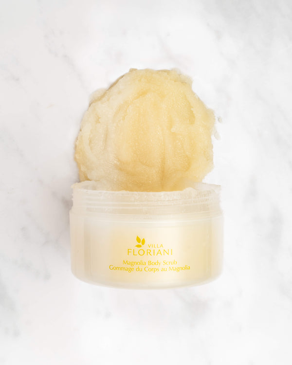 Magnolia Body Scrub | Limited Edition