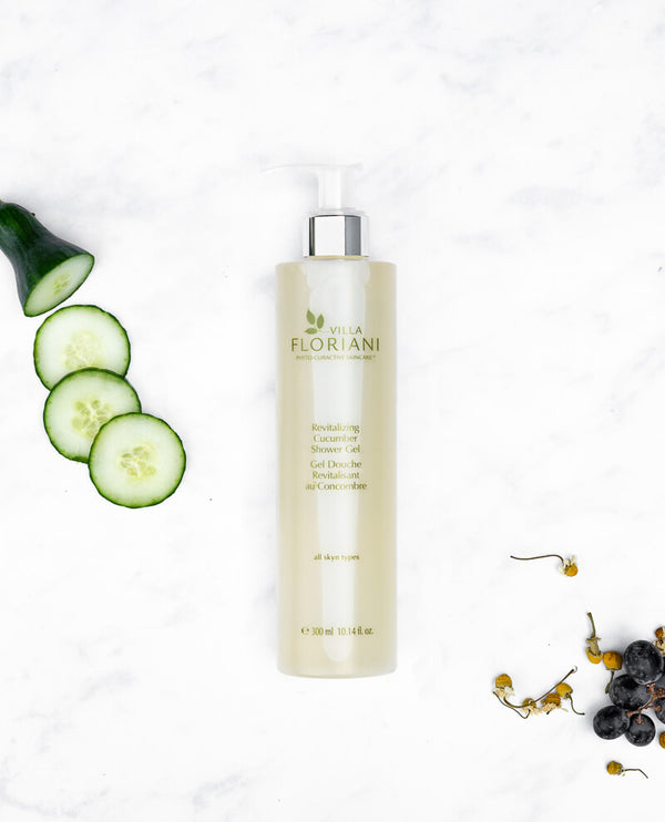 Revitalizing Cucumber Shower Gel