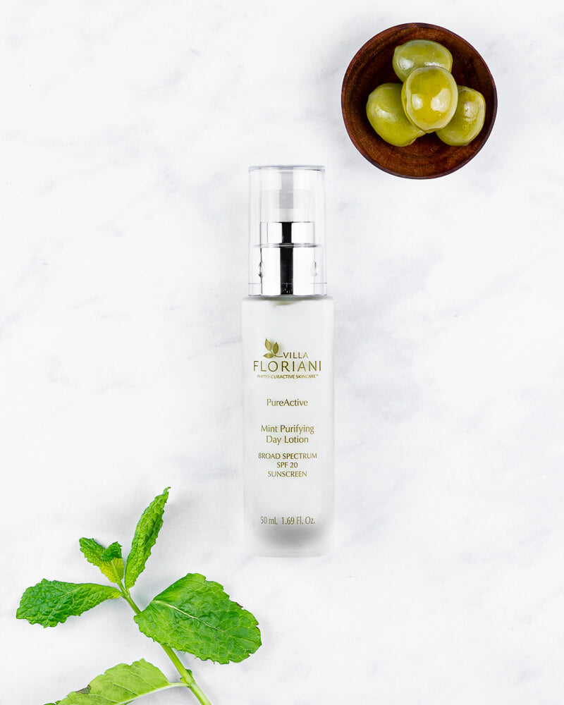 Mint Purifying Day Lotion SPF20