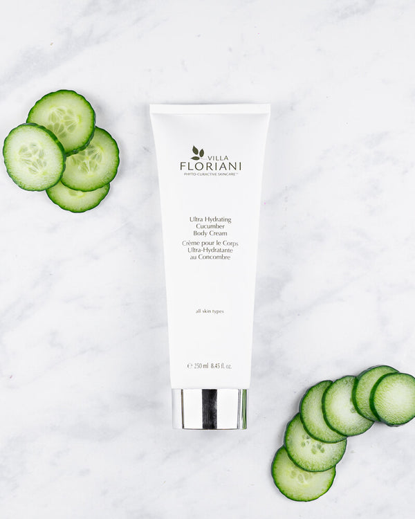 Ultra Hydrating Cucumber Body Cream
