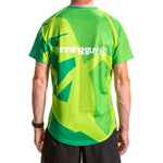 Youth Short Sleeve T shirt Brazil Green