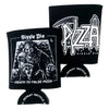 PIZZA DEATH KOOZIE