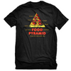 SIZZLE PIE PIZZA FOOD PYRAMID KIDS SHIRT