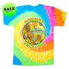 BUMMER VACATION TIE DYE SHIRT
