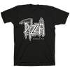 SIZZLE PIE PIZZA DEATH SHIRT