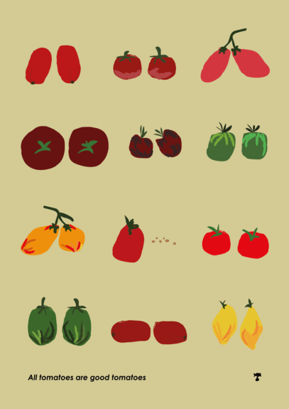 All Tomatoes Are Good Tomatoes