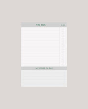 TO DO - TA DA NOTEPAD