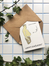 WISDOM, NOT BEER CARD-Greeting cards-Kongstad Prints