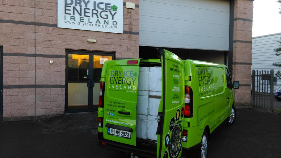 Dry Ice Energy Ireland opens centre of excellence