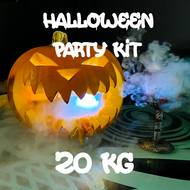 Halloween dry ice party pack 20kg