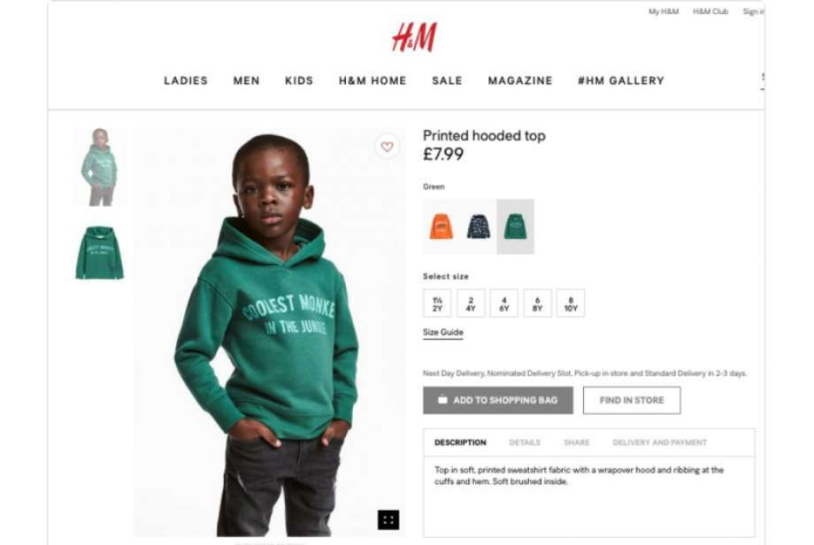 "Parents Of Little Boy In ""Racist"" H&M Hoodie Ad Finally Speak Out"