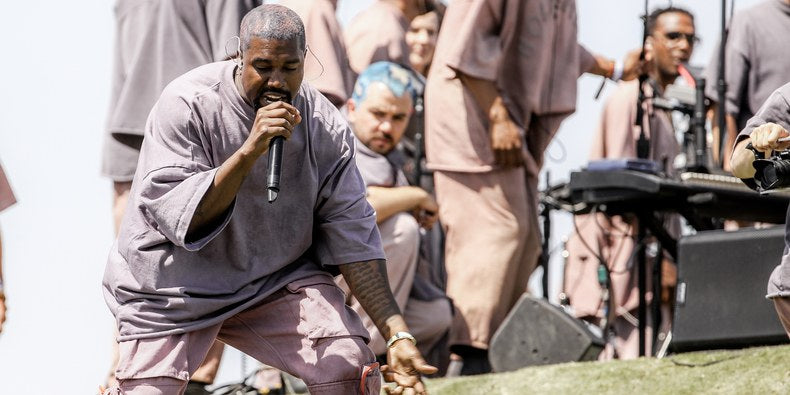 "Kanye West Quits Secular Music To Pursue Gospel, ""Jesus Is King"" Film Hits Theaters Oct. 25th"