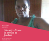 Justice For Akinyi - Sign This Petition To Seek For Her Immediate Release!