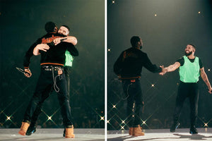 The Beef Is Over - Drake & Meek Mill Perform Together In Boston