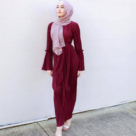Muslim Fashion Robe Dress