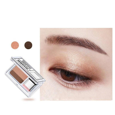 Lazy Double Eye Shadow