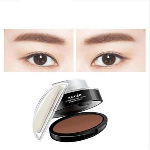 Seal eyebrow powder
