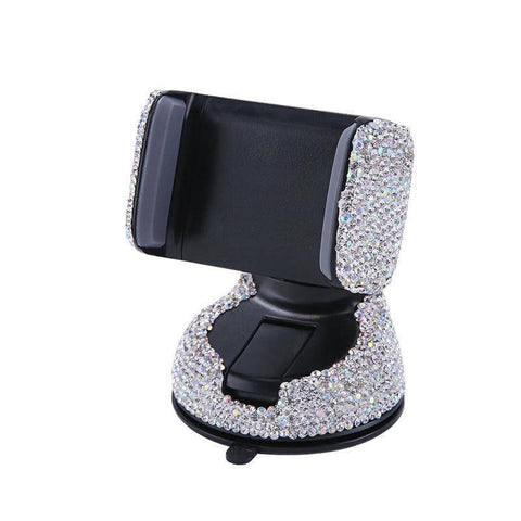 Image of Crystal Car Phone Holder