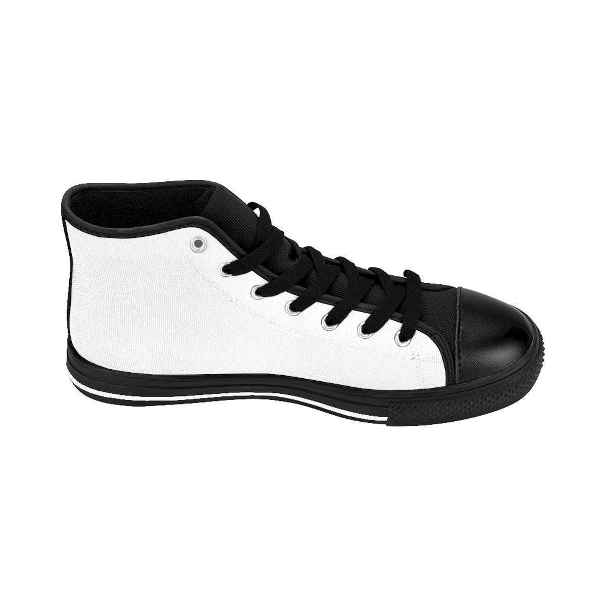 Anglohili Men's High-top Sneakers