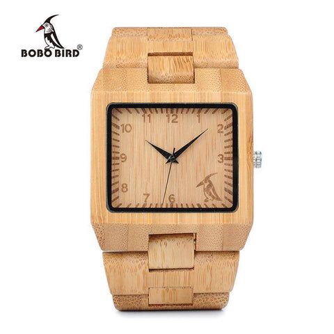 Image of BOBO BIRD Timepieces Bamboo Wooden Watches