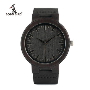 BOBO BIRD WC27 Men's Design Brand Luxury Wooden
