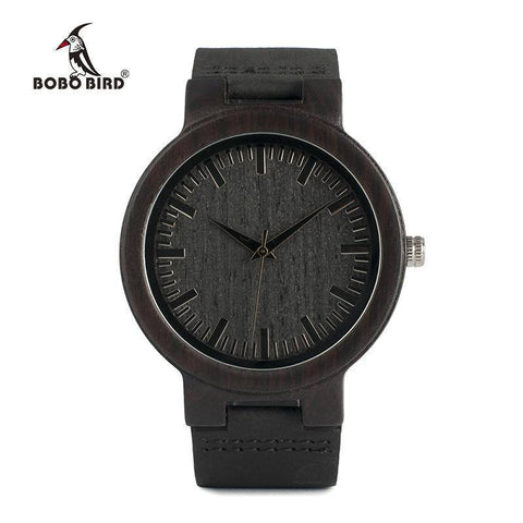 Image of BOBO BIRD WC27 Men's Design Brand Luxury Wooden