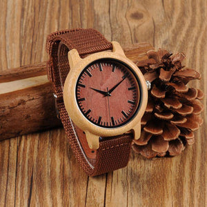 BOBO BIRD WD09 Pretty Wood Wristwatches