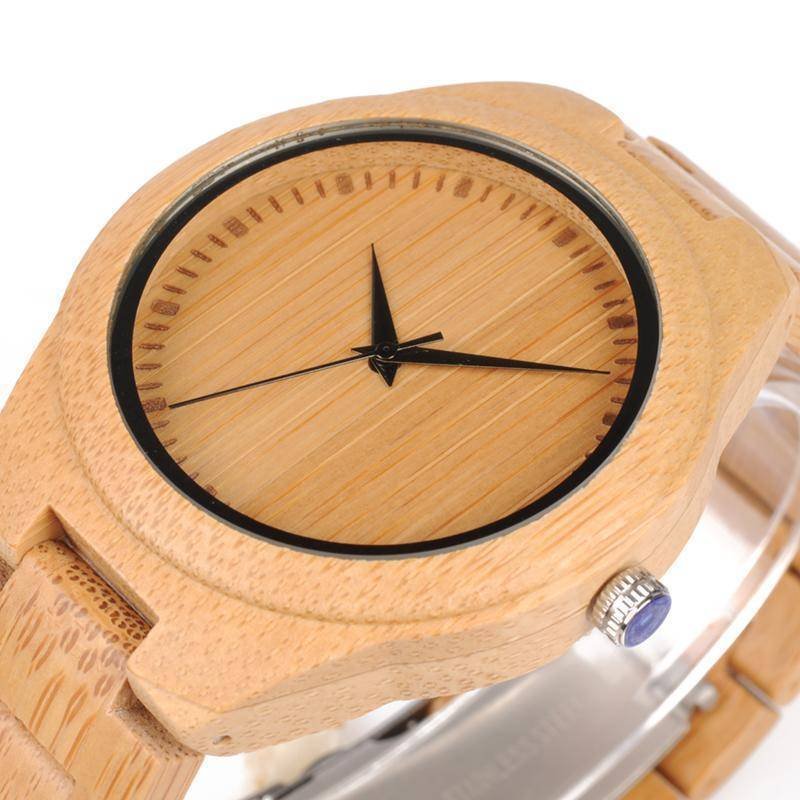 BOBO BIRD WD19 Bamboo Mens Watches