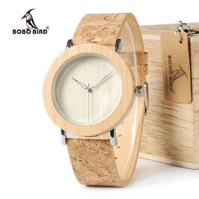 BOBO BIRD WE21 Wooden Watch