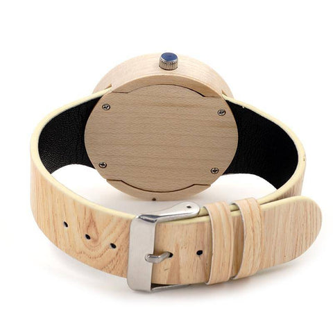 Image of BOBO BIRD WH12 Pine Wooden Watches