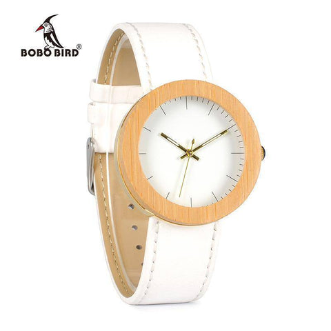 Image of BOBO BIRD WJ27 Brand Women Watch