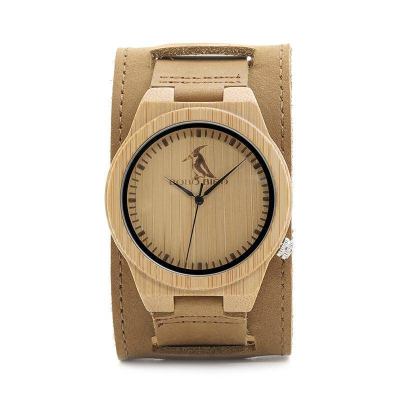 BOBO BIRD WL21  Bamboo Wood Watches