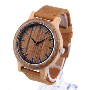 BOBO BIRD WM14 Wenge Wooden Watch