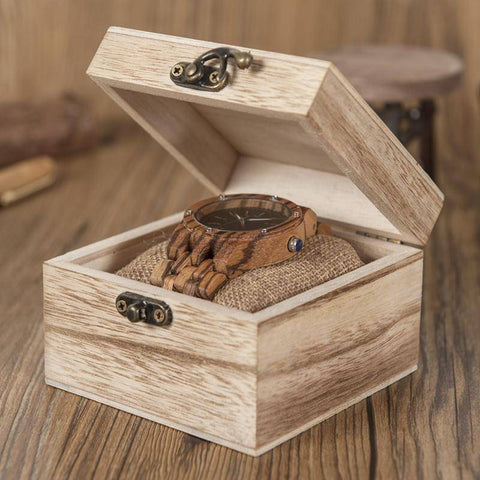 Image of BOBO BIRD WN12 Wooden Watches