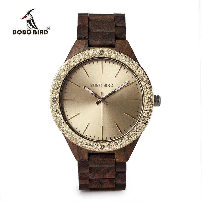 BOBO BIRD WP05 Mens Wood Watch
