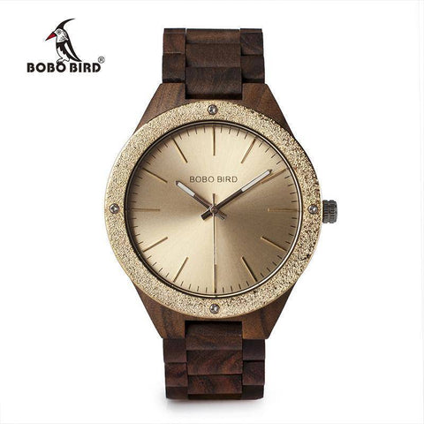 Image of BOBO BIRD WP05 Mens Wood Watch