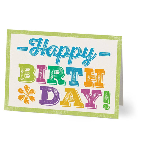 Happy Birthday Greeting Card From Hallmark