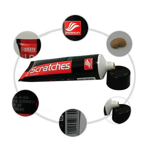 Image of Car Scratch Remover Polishing Cream